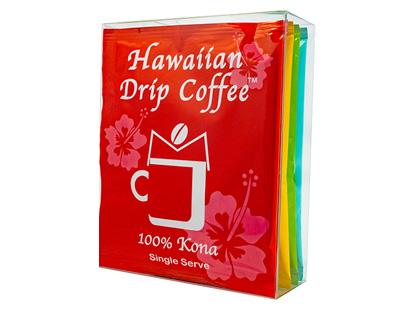 ハワイアン ドリップ コーヒー | Hawaiian Drip Coffee