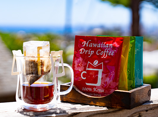 Hawaiian Drip Coffee